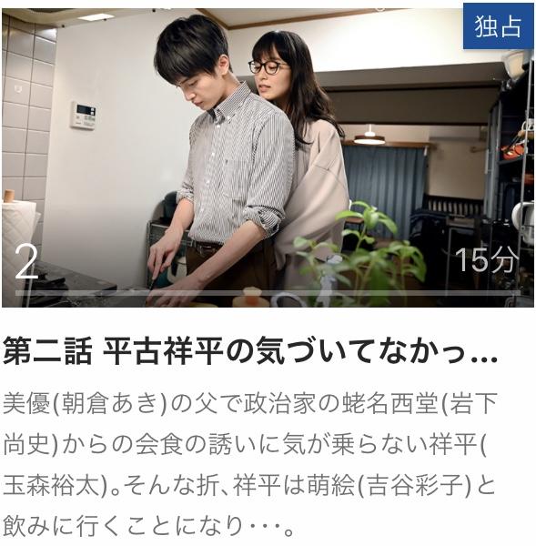 グラグラメゾン東京 2 見逃し 動画 全話 無料 Paravi パラビ オリジナル