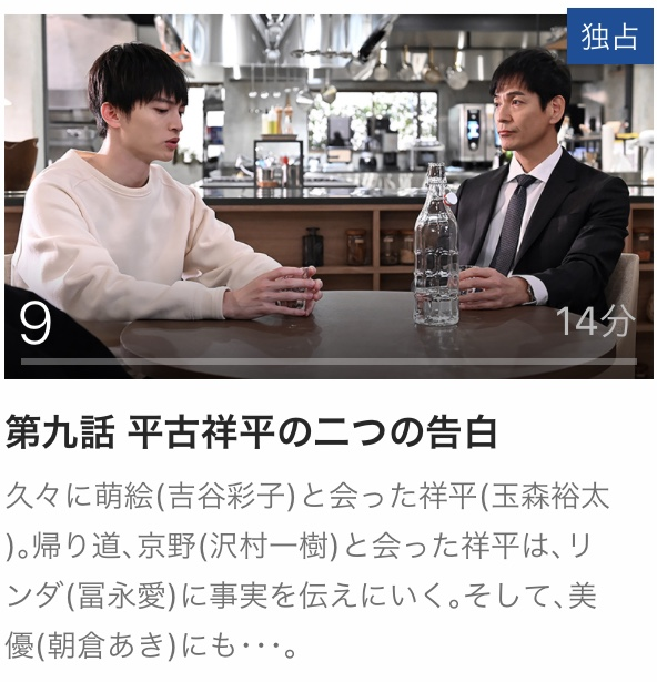 グラグラメゾン東京 9 見逃し 動画 全話 無料 Paravi パラビ オリジナル
