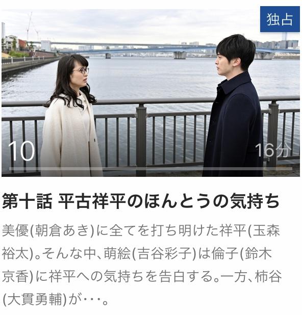 グラグラメゾン東京 10 見逃し 動画 全話 無料 Paravi パラビ オリジナル